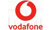 Logotipo Vodafone - DRAX audio