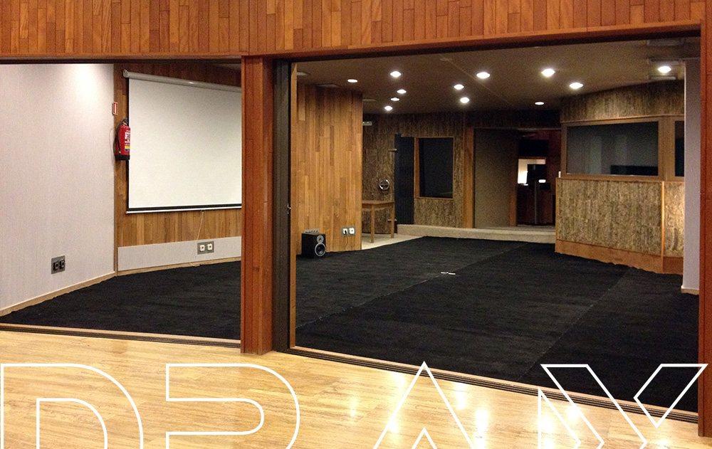 Alquiler de Sala Eastalake DRAX audio