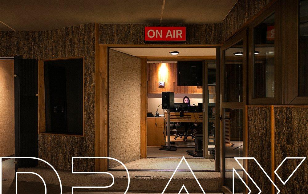 Estudios de grabación y sonido. Sala Eastalake DRAX audio