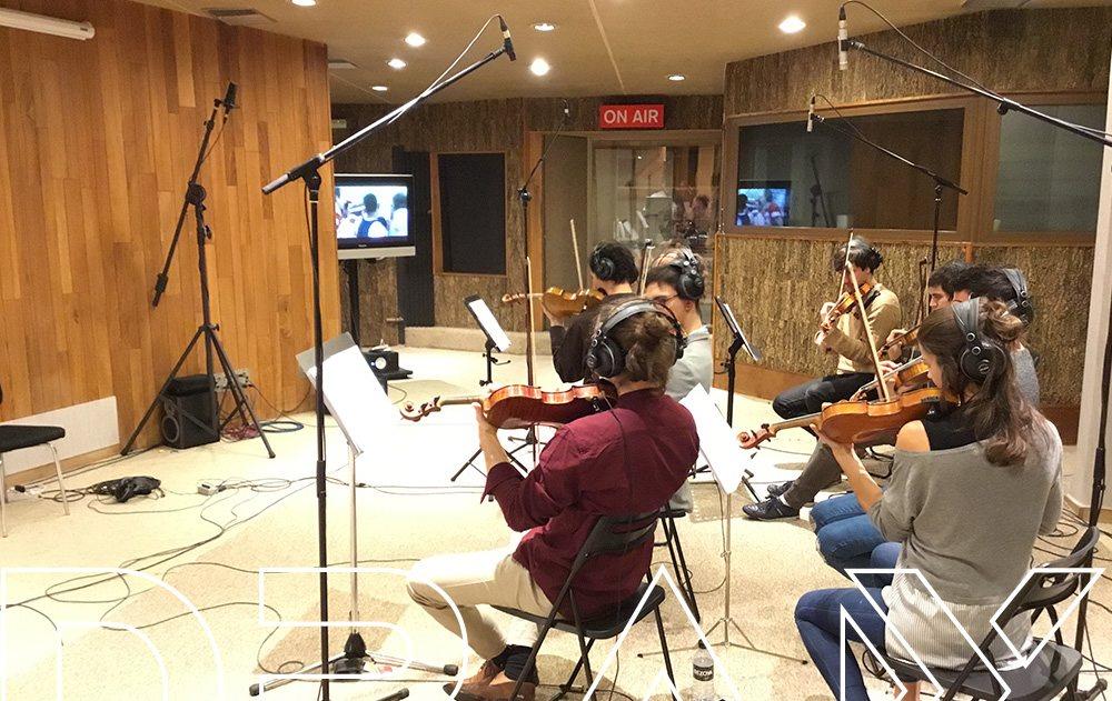 Sala Eastalake DRAX audio. Proyecto Campeones