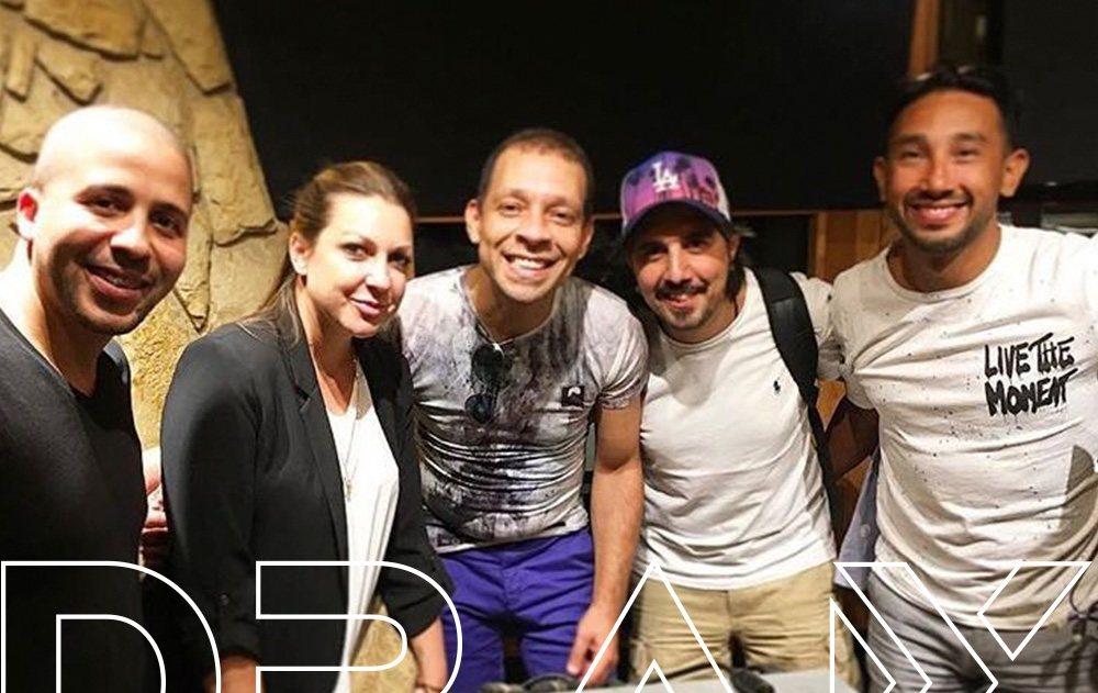 Nina-Pastori en la Sala Eastalake. Madrid DRAX audio .