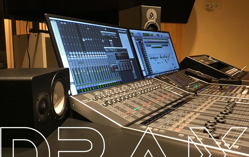 Postproducción de sonido, DRAX audio - Sala Hawaii