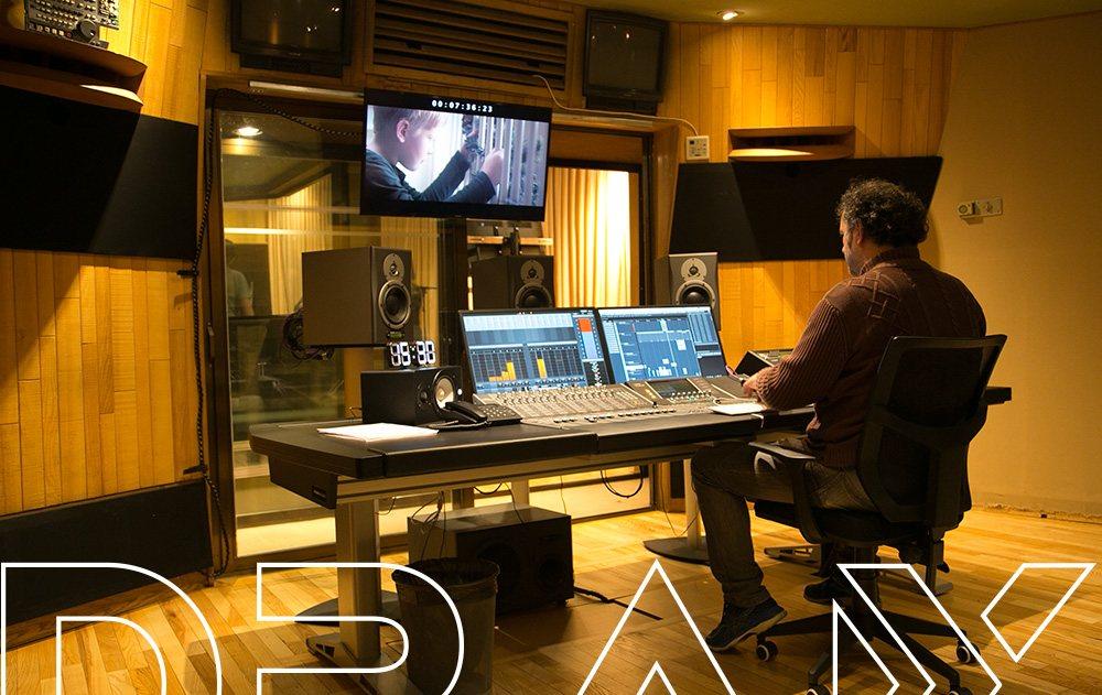 Mezclas de sonido, DRAX audio - Sala Hawaii