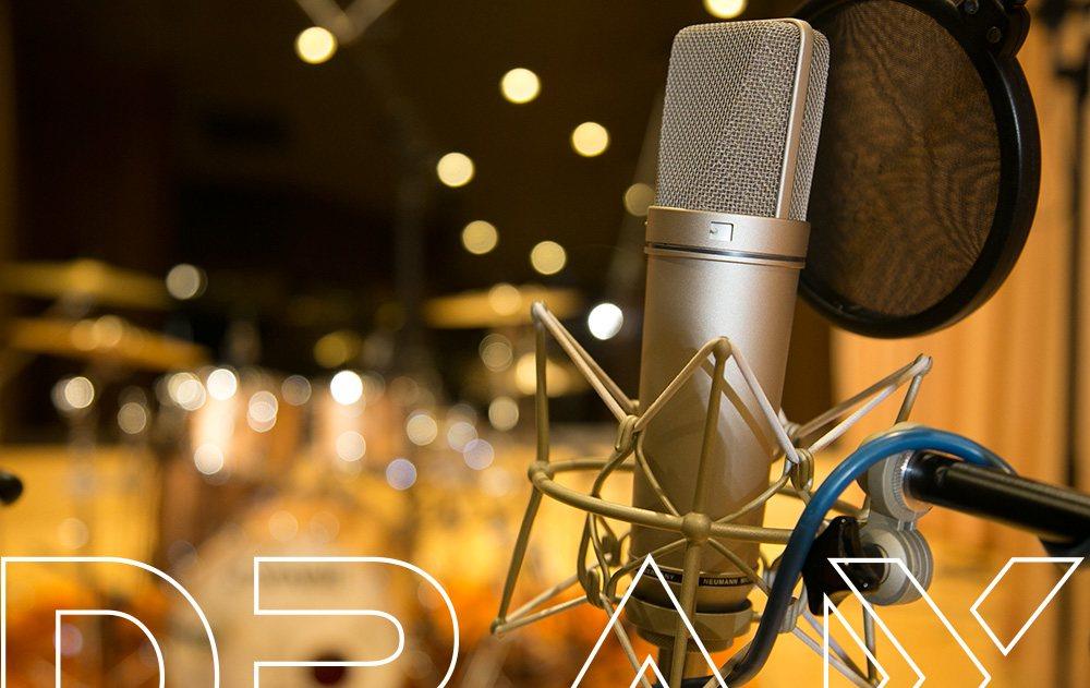 Estudio de grabación y sonido, DRAX audio - Sala Hawaii