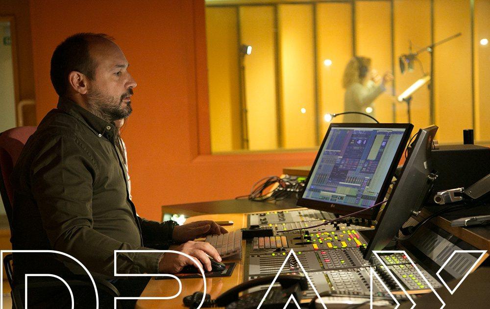 Estudio de doblaje, DRAX audio - Sala Kyoto