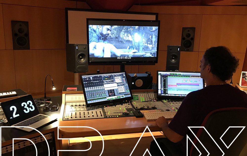 Postproducción de sonido, DRAX audio - Sala Kyoto
