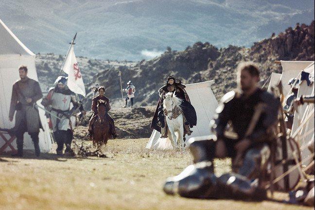Grabando en DRAX audio para Conquistadores