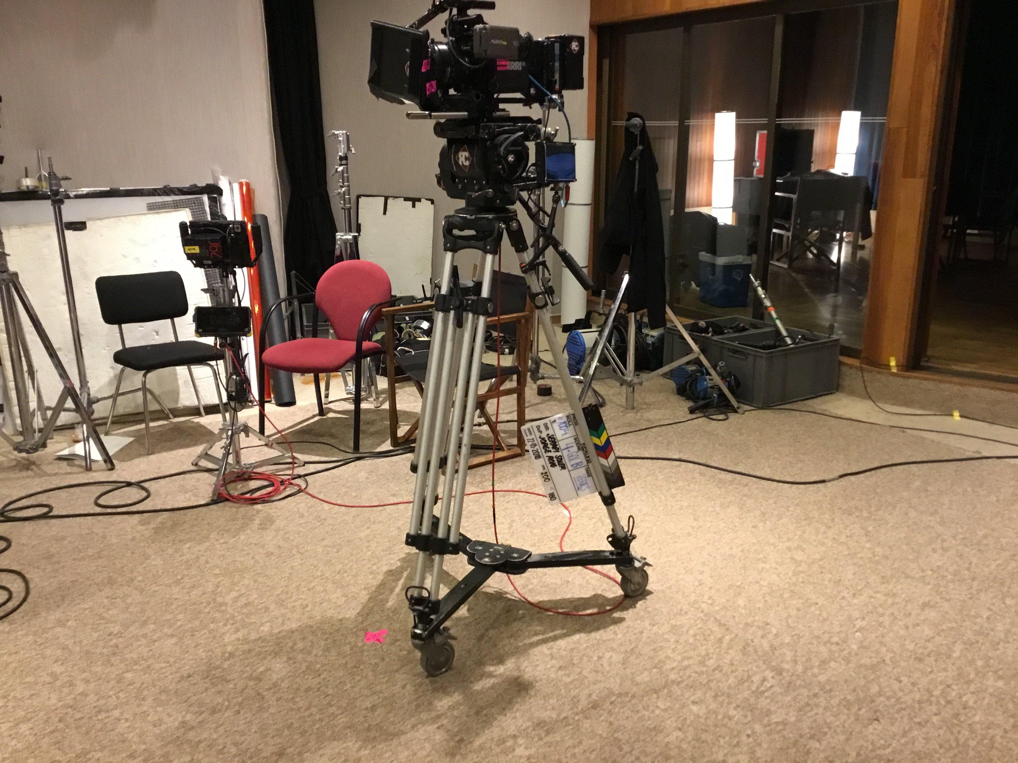 DRAX audio sala Eastlake Rodaje