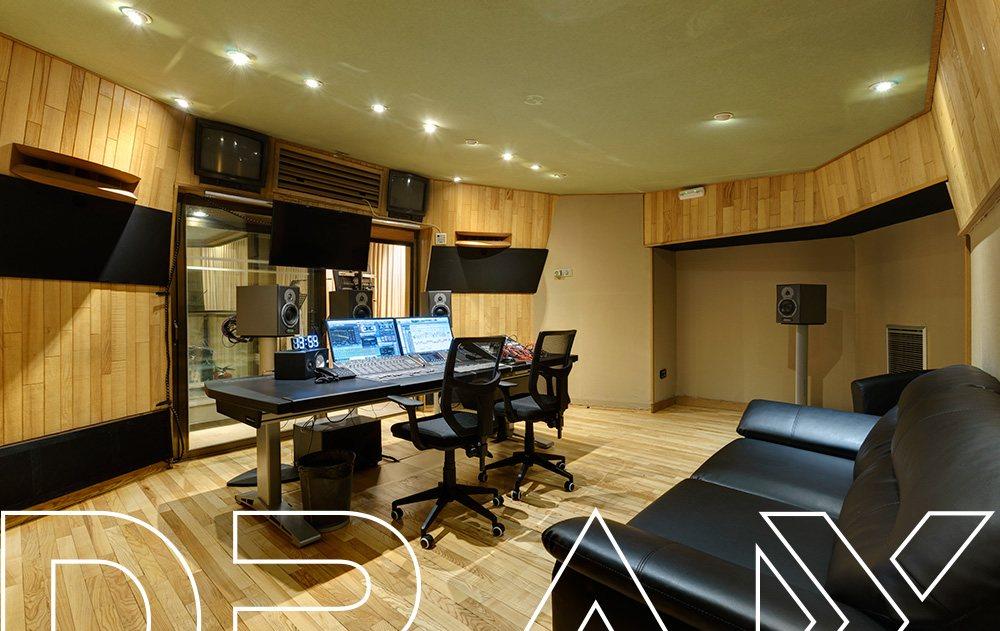 Postproducción de sonido en Madrid, DRAX audio - Sala Hawaii