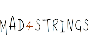 Logotipo Mad4strings - DRAX audio